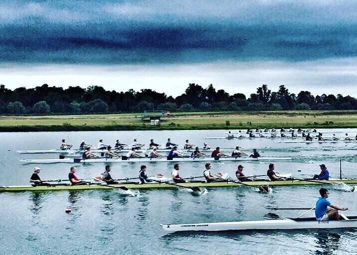 Old Blades Regatta 2016